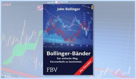 Erklärung Buch über Bollinger Bänder