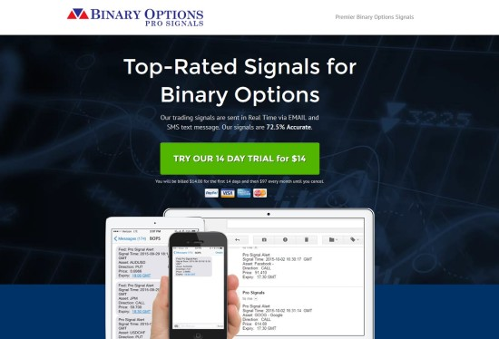 Signalanbieter - Binary-Options-Pro-Signals