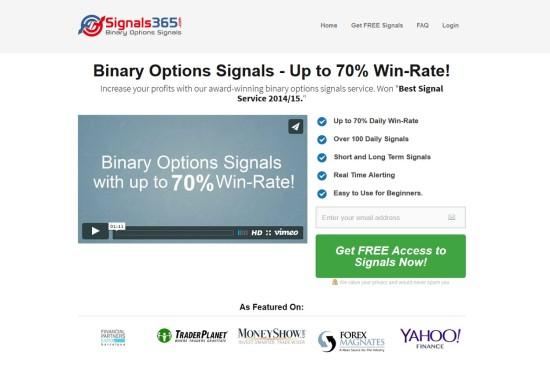 Signalanbieter - Signals-365