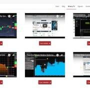 Binary-TV mit Videos über binäre Optionen