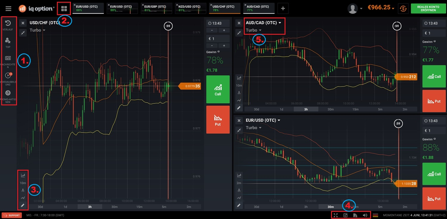 Binary options kurs