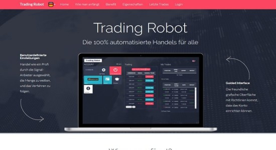 Binary Autotrading Software TradingRobot