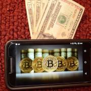Digitale Kryptowährungen wie Bitcoin im Aufwind