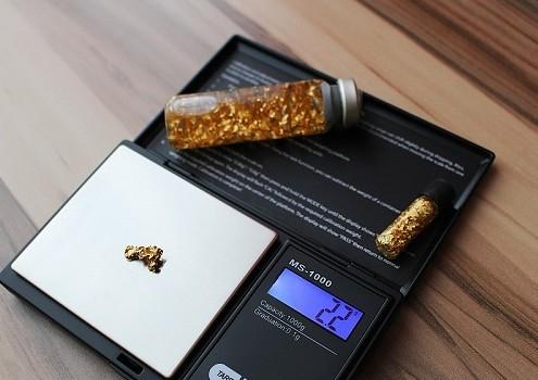 Gold steigt weiter wegen Handelskrieg USA-China