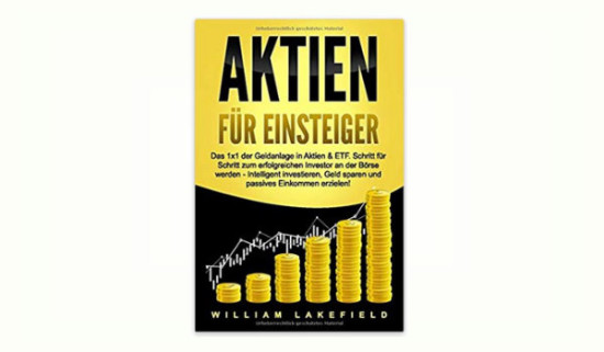 Buch über Trading mit Aktien für Einsteiger