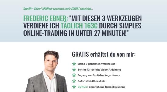 3 Trading-Tools und weitere Informationen kostenlos erhalten