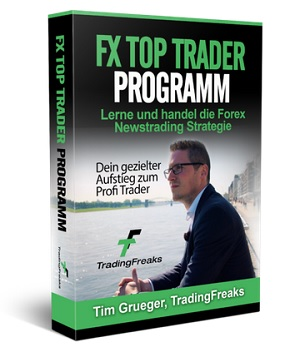 Ausbildung Newstrading von TradingFreaks