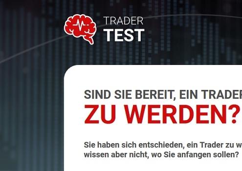 Trader-Test machen und Geschenk erhalten