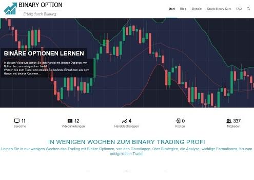 Kostenloser Trading Kurs mit Strategien und Infos für Einsteiger